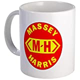 "CafePress - MASSEY HARRIS"" Mug - Unique Coffee Mug, Coffee Cup"