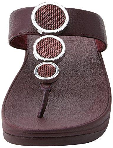398 Purple Platform Fitflop Halo Toe Sandals Thong Deep WoMen Plum AqSaYz