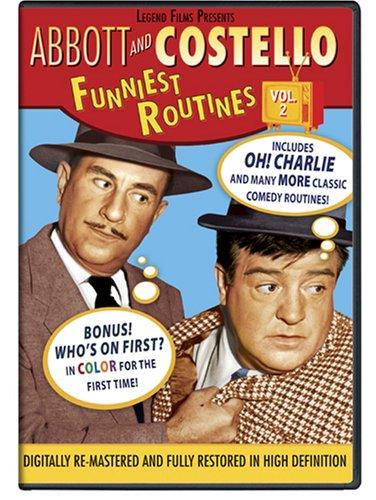 Abbott & Costello: Funniest Routines - Vol. 2 -
