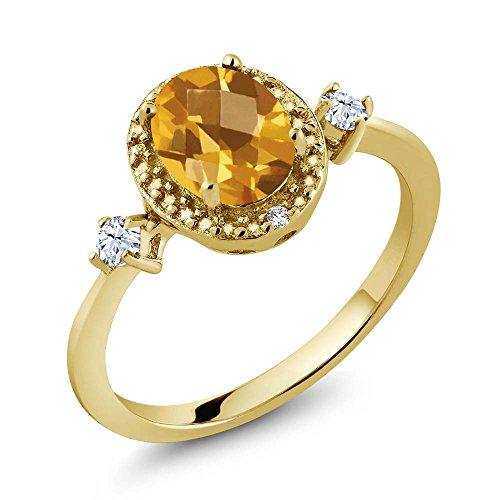 1.36 Ct Radiant Diamond - 1