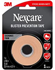 """Nexcare Blister Prevention Tape (1"""" X 5 Yds)"""