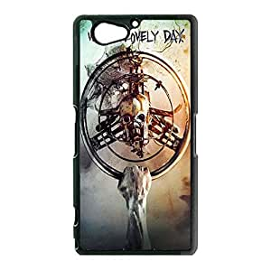 Cool Unique Mad Max Phone Case Protective Shell Cover for Sony Xperia Z2 Compact Z2 Mini Mad Max Personality Cell Phone Case