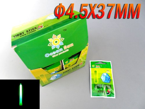 1box250pcs-Lot-Dia45X37mm-Fishing-Lighting-Stick-Wand-Green-Colour-Glow-Stick