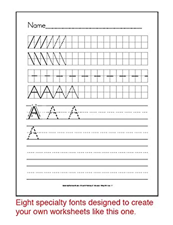 Workbook 2nd grade spelling worksheets : Amazon.com : Dyslexia and Dysgraphia Worksheets for Teachers USB ...