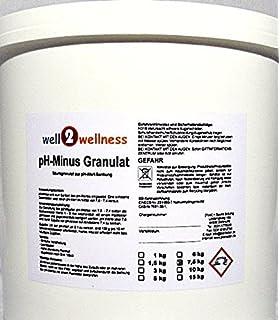 Hervorragend pH Plus Granulat / pH Heber Granulat 5,0 kg: Amazon.de: Garten NG31