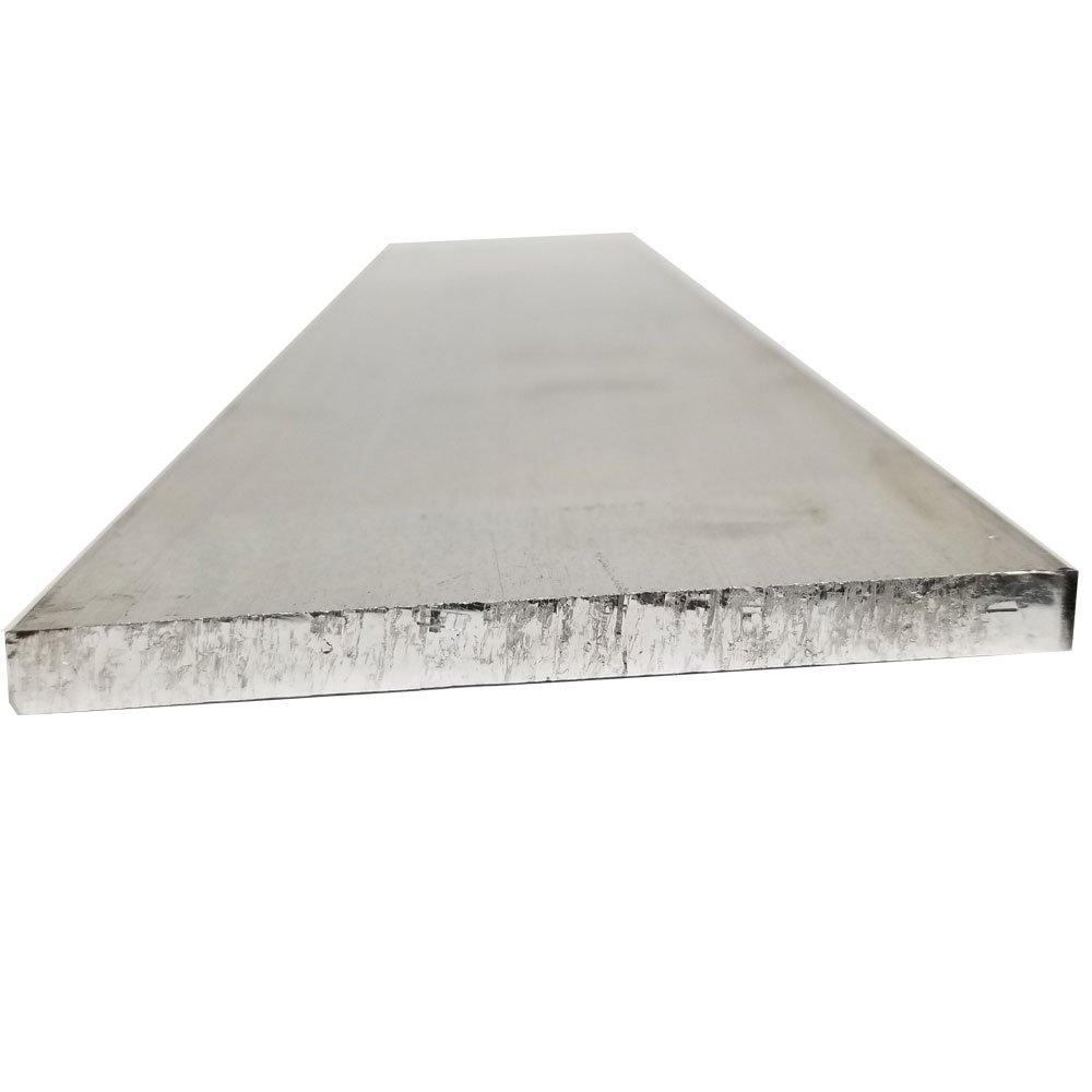Aluminum Flat Bar 6061-T6 1//4 x 3 x 12 by Bobco Metals