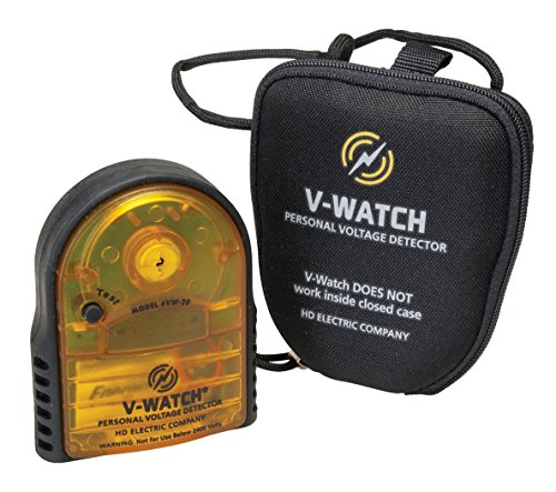 HD Electric VW-20H V-Watch Personal Voltage Detector by HD Electric