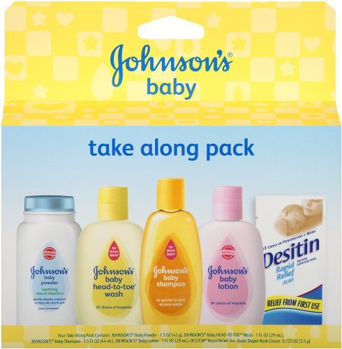 Johnsons Baby Take-Along Pack 1 pack by Johnson (Image #1)