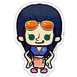 One Piece ~ Pansonwakusu ''New World Hen / Robin'' mini stickers ™ anime character goods ™ Store