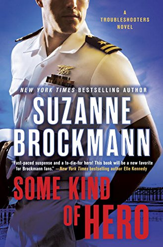 Suzanne Brockmann book cover