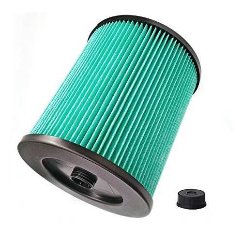 Seelong Replacement Filter for Craftsman 9-17912 Wet Dry Vacuum Filter with High Efficiency Particle Air