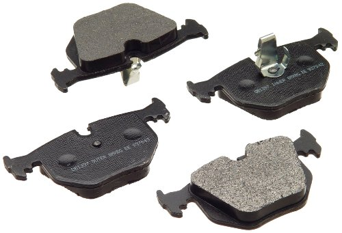(PBR Brake Pad Set Metal Master - With Shims)