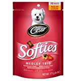 Cesar Softies Medley Dog Treat (Pack of 8), My Pet Supplies