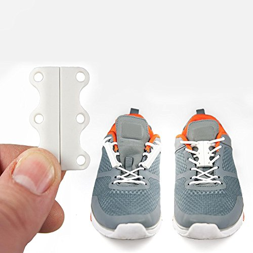 sino-banyan-magnetic-shoelace-buckleeasy-wear-no-tie-shoelaces-for-adultwhite