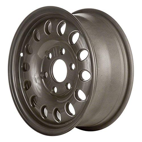 16'' Spar Medium Sparkle Charcoal Full Face Refurbished OEM Wheels for 00-07 CHEVROLET (Spar Sparkle)