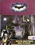 Batman vs The Joker Dark Knight Movie Masters Multi-pack