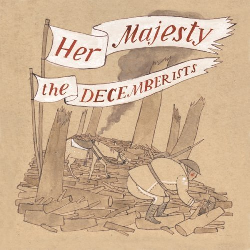 Her Majesty-the Decemberists [Vinyl] by Jealous Butcher