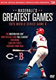 Baseball's Greatest Games: 1975 World Series Game 6 [DVD]