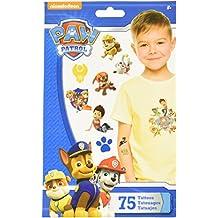 Standard Tatto Bag - Paw Patrol - Temporary Kids Games Toys tt2077