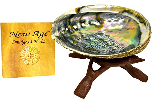 new-age-smudges-and-herbs-abalone-shell-5-6-6-wooden-tripod