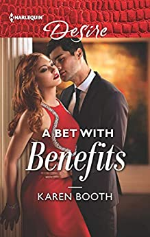 A Bet with Benefits (The Eden Empire Book 3) by [Booth, Karen]