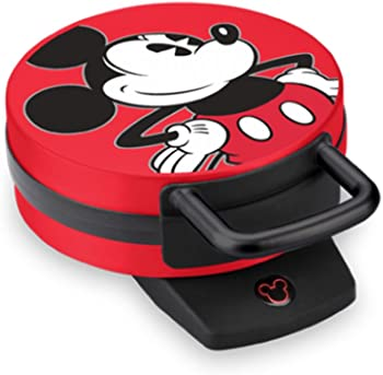 Disney DCM-12 Mickey Mouse Waffle Maker