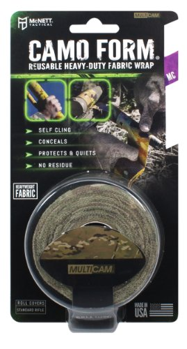 McNett Tactical Camo Form Protective Camouflage Wrap, MultiCam