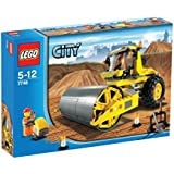 LEGO 7746 CITY Single-Drum Roller(レゴ シングルドラム・ローラー)