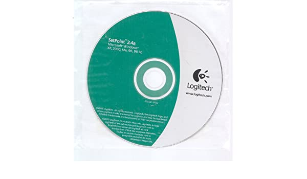 Logitech SetPoint 2 4a CD Software for Mouse & Keyboard