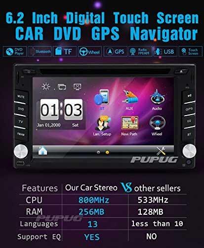 Buy car radio with gps