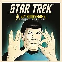 Star Trek 50th Anniversary Official 2017 Calendar