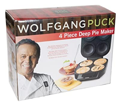 Wolfgang Puck Non-Stick Pie and Pastry Maker