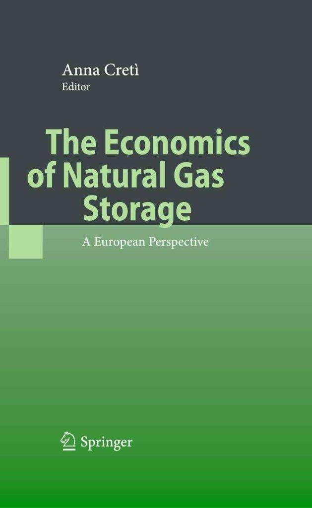 The Economics of Natural Gas Storage : A European Perspective(Paperback) - 2010 Edition pdf epub