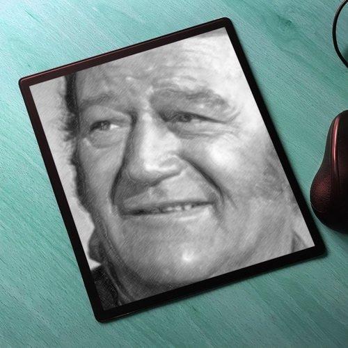 Seasons John Wayne - Original Art Mouse Mat #js002