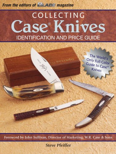 - Collecting Case Knives: Identification and Price Guide