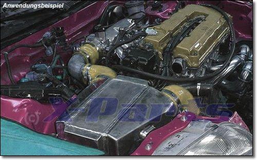 G60 G40 watercooled - Water Cooled Intercooler LLK VR6 Turbo Intercooler: Amazon.es: Coche y moto