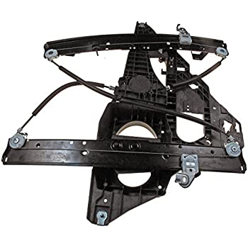 Dorman 740-687 Front Passenger Side Power Window Regulator for Select Lincoln Models