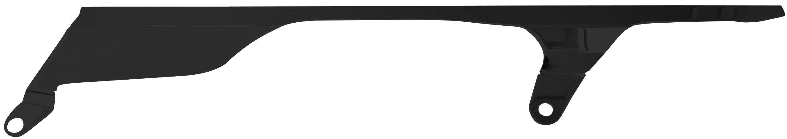 Yana Shiki A2881B Black Chain Guard for Yamaha YZF-R6