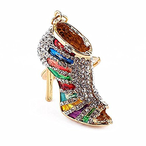 women crystal shoes - 1
