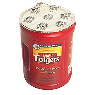Folgers Medium Roast Coffee, Classic, 192 oz, 48 Ounce