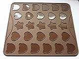 27 Cavity Cartoon Macarons Mat Baking mold