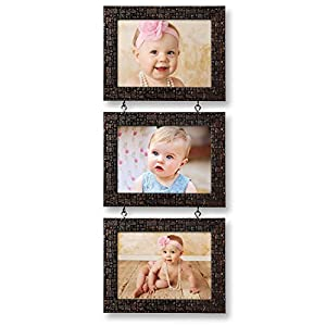 Royal Drop-Down 3 – 5 x 7 Photo Frame (Brown Metalic)