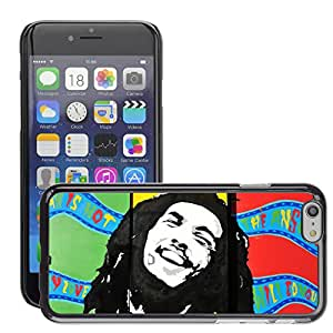 "Print Motif Coque de protection Case Cover // V00001929 Bob Marley // Apple iPhone 6 6S 6G 4.7"""