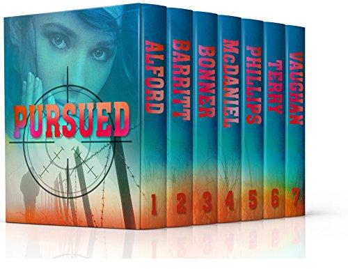 Pursued: A Christian Romantic Suspense Boxed Set Book Bundle Collection