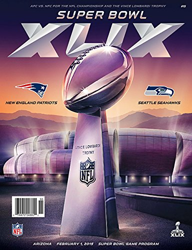 Biggsports 2015 Super Bowl XLIX Official Program by Biggsports