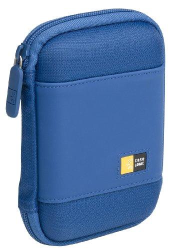 Case Logic PHDC-1 Small EVA External Hard Drive Case - Blue