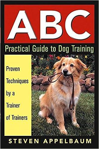 Libri gratuiti da scaricare su iPad 2 ABC Practical Guide to Dog Training in Italian PDF RTF by Steven Appelbaum