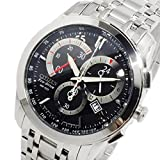 Citizen CITIZEN Eco-Drive Men's Chronograph Watch AT1007-51E black