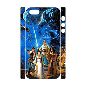 HXYHTY Cell phone Protection Cover 3D Case Star War For Iphone 5,5S