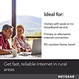 NETGEAR 4G LTE Modem with Two Gigabit Ethernet